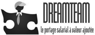Logo dream team portage salarial Bordeaux ActifRéso