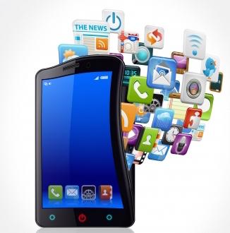 smartphone et réseaux