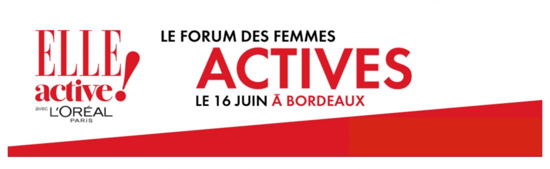 Forum Elle Active Bordeaux