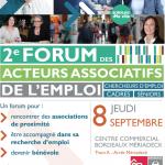 2e Forum dédié aux chercheurs d'emploi cadres et séniors