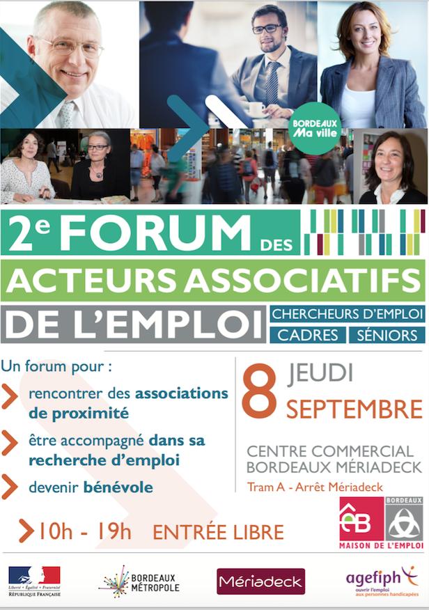 Forum Emploi cadres seniors Sept 2016