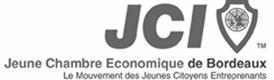 Logo jeune chambre économique Bordeaux ActifRéso